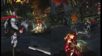 Marvel Avengers Battle for Earth T3