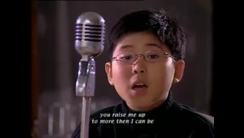 9 Year-Old Sings Breathtaking Performance of You Raise Me Up