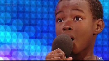 9 Year Old Boy Cries During Audtion - Then Amazes the Judges!