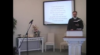 """Catechism: """"How to Escape God's Wrath,"""" Rev. R. Scott MacLaren, First OPC Perkasie, PA 9/23/12"""