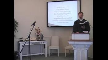 "Congregational Hymn: ""Abide with Me,"" First Presbyterian Church, Perkasie, PA 9/23/12"