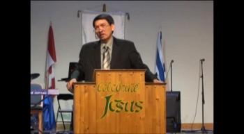 Pastor Preaching - September 16, 2012