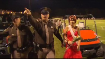 Incredible Courage! Bullied Teen Shines at Homecoming