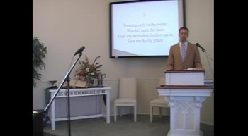 "Congregational Hymn, ""Pass Me Not, O Gentle Savior"" First OPC Perkasie, PA 9/30/12"