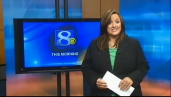 A MUST-SEE Message! News Anchor Stands Up to Bully That Claims She is Not a Role Model For Being Overweight