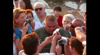 Message (P413) and Rosary of 26 September 2012, Borg in-Nadur
