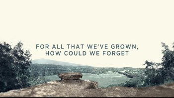 Brandon Heath - The Harvester (Official Lyric Video)