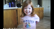Little Girl and Psalm 23 - Bluefish TV