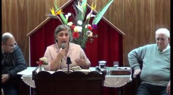 Reconociendo delante de Jesus, que somos pecadores. Hna. Viviana Garcia. 11-09-2012