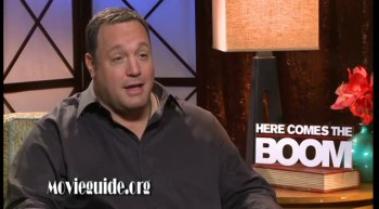 HERE COMES THE BOOM - Kevin James interview