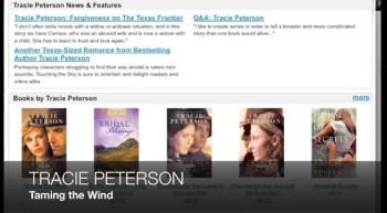 Dee Henderson, Tracie Peterson, Kristin Billerbeck: Christian Fiction News (#109)