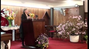 Dejando que el Espiritu Santo tome dominio y control de nuestras vidas. Hna. Viviana Garcia. 23-09-2012