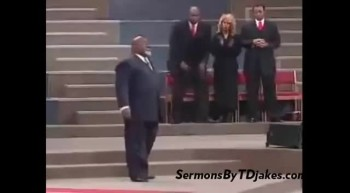 Sermon by TD Jakes - It's going to be alright