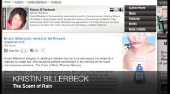 Kristin Billerbeck THE SCENT OF RAIN