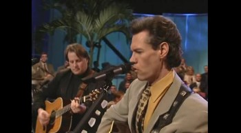 Randy Travis - Feet On the Rock [Live]
