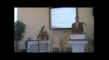 """Congregational Hymn: """"Let Us Love, and Sing, and Wonder"""" First OPC Perkasie, PA 10/21/12"""