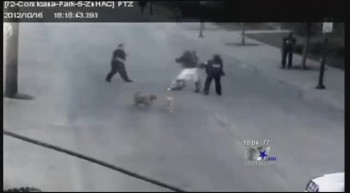 Caught on Camera! This Homeless Man Did Something Amazing for a Police Officer