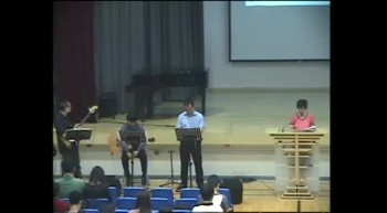 Kei To Mongkok Church Sunday Service 2012.10.21 Part 1/3