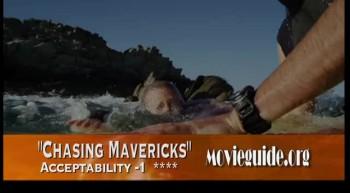 CHASING MAVERICKS review