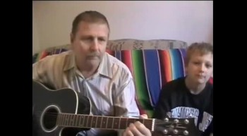Tyler And Papa Sing -Just Like He Always Does
