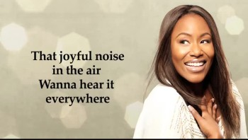 Mandisa - It's Christmas (Official Lyric Video)