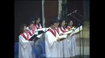 Kei To Mongkok Church Sunday Service 2012.10.28 Part /4