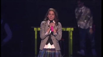 Awe! Simon Cowell Stood Up for 13 Year-Old Carly Rose Sonenclar on X Factor