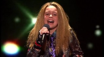 13 Year-Old Beatrice Miller WOW's Judges on X Factor