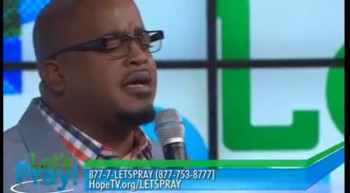 Jason Nelson 'Shifting The Atmosphere on Let's Pray!