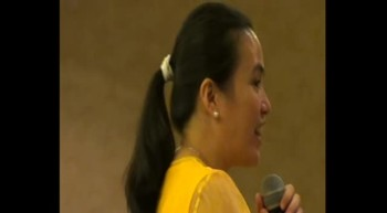 Sis. Ave Cappelan's Testimony at Work