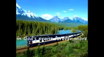 "Gospel Harmonica*Hymn ""Lifes Railway To Heaven"" with lyrics."