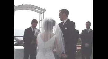Zach and Jen's Wedding Ceremony