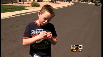 Heroic 9-Year-Old Boy Uses CPR to Save The Life of His Drowning Sister - WOW!