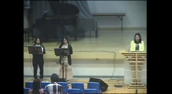 Kei To Mongkok Church Sunday Service 2012.11.11 Part 1/4