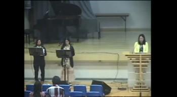 Kei To Mongkok Church Sunday Service 2012.11.11 Part 1/4