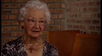 100 Year-Old Teacher - 'The Lord Will Tell Me When to Stop'