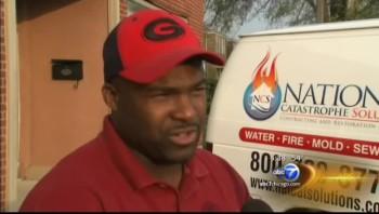 Hurricane Sandy Volunteer Wins Big Surprise!