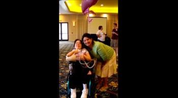 Meet Gloria Castillo Support Muscular Dystrophy Awareness