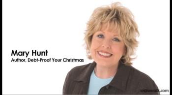 Crosswalk.com: Ready to Have a Debt-Free Christmas?-Mary Hunt