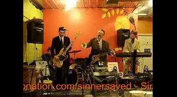 SinnerSaved - At The Foot Of The Cross