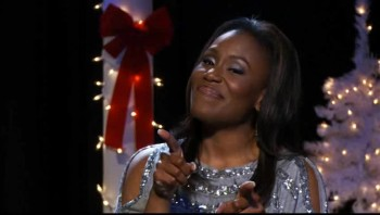 Mandisa - Somebody's Angel (Official Christmas Music Video)
