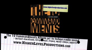 THE 10 COMMANDMENTS MUSIC ALBUM The Tenth Commandment 10th