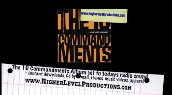 THE 10 COMMANDMENTS MUSIC ALBUM The Sixth Commandment 6th