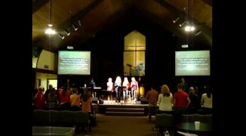 Grace Baptist Youth Group Sings