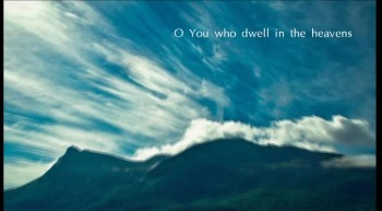 Psalm 123 NKJV Scripture Song 'Unto You I Lift Up My Eyes'