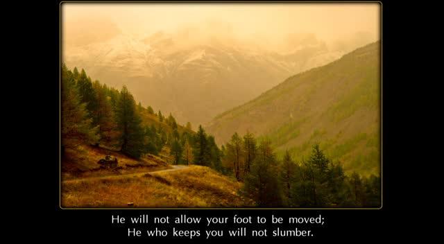 Psalm 121 NKJV Scripture Song