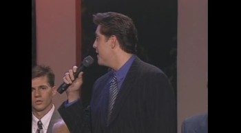Candy Hemphill Christmas and Ernie Haase - The World Is Not My Home [Live]