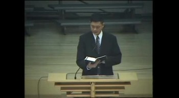 Kei To Mongkok Church Sunday Service 2012.12.02 Part 1/3