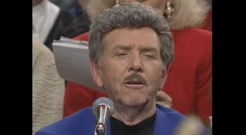Bill Gloria Gaither - That Old-Time Preacher Man (Live)