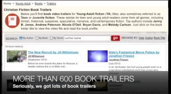 Christian Book Trailers!